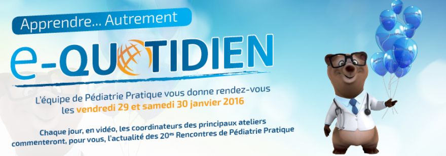 17emes rencontres de pediatrie pratique